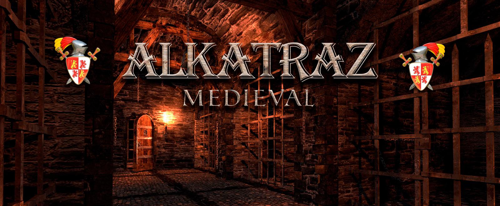 Cumpleaños original en Alkatraz Medieval